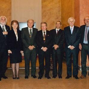 VII acto internacional en Barcelona el 24 de noviembre de 2011