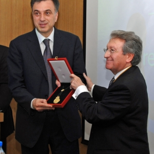 Excmo. Sr. Dr. D. Filip Vujanovic, Presidente de la República de Montenegro - 18/05/2009