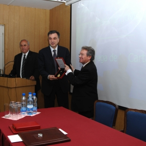 H.E. Dr. Mr. Filip Vujanovic, President of the Republic of Montenegro - 05-18-2009