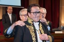 Ingreso de Ramon Adell como Académico Correspondiente para Cataluña, 16/02/2017