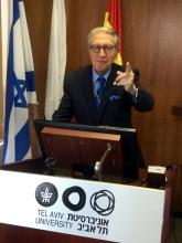 Sesión Académica conjunta con la Universidad de Tel Aviv, 17/5/2018
