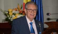La Real Academia participa en el centenario de la Unificación de Rumanía, 25/5/2018