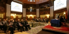 Sesión Académica conjunta entre la RACEF y la Fundación Tres Culturas del Mediterráneo en Sevilla, 23/3/2018